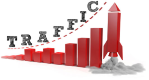 steal traffic from competition